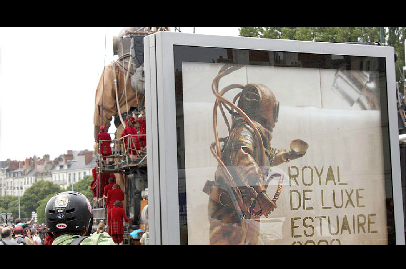Le Scaphandrier Royal de Luxe